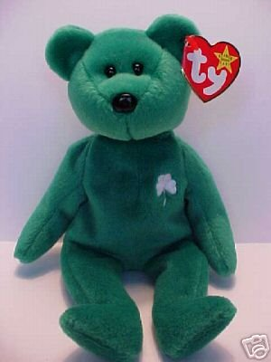 be88137cae8  5.95. Quantity available  12. Ty ERIN BEANIE BABY ...