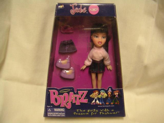 BRATZ~Mini JADE Doll + Clothes~Mint