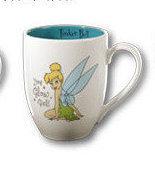 Hallmark TINKER BELL Mug~Ceramic~From Disney's Peter Pan