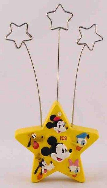 2001 Hallmark DISNEY 100th Anniversary Photo or Note Holder~Mickey Mouse!
