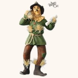 New! Hallmark Wizard of Oz SCARECROW 2008 Christmas Ornament