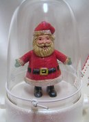 New! Hallmark SANTA~HAPPY TAPPERS~Songs & Dance~2008 Christmas Table Top Display