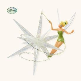 HALLMARK~A TOUCH OF TINK~Tinker Bell of Disney's Peter Pan~2008 Christmas Ornament