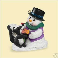 2006 Hallmark SNOW BUDDIES Christmas Ornament~#9