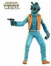 2009 Hallmark STAR WARS - GREEDO ~Christmas Ornament~Limited Ed