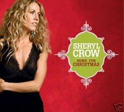 New! SHERYL CROW~Hallmark Exclusive CD~HOME FOR CHRISTMAS~10 songs