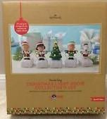 Hallmark 2015 Peanuts Gang Light Show Set- Special Ed.