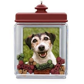 2009 Hallmark SPECIAL DOG Christmas Ornament