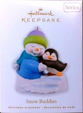 2010 Hallmark SNOW BUDDIES Christmas ornament  #13