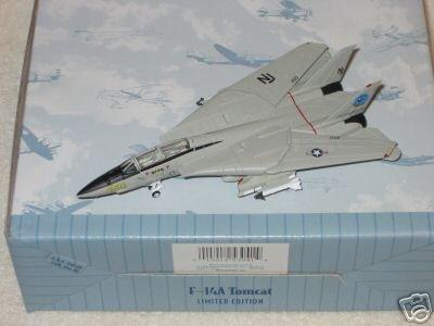 Hallmark 1999 GRUMMAN F-14A TOMCAT