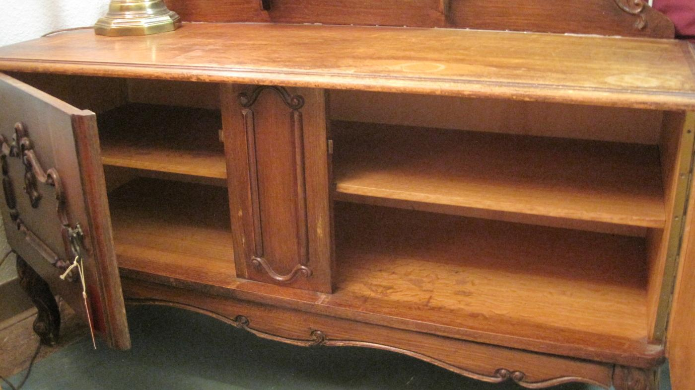 Vintage Oak Dresser