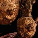 Antique baroque lamps - Cherub urns - Victorian ewers - gothic moons - nude mastheads - goddess faces - art nouveau medieval angels