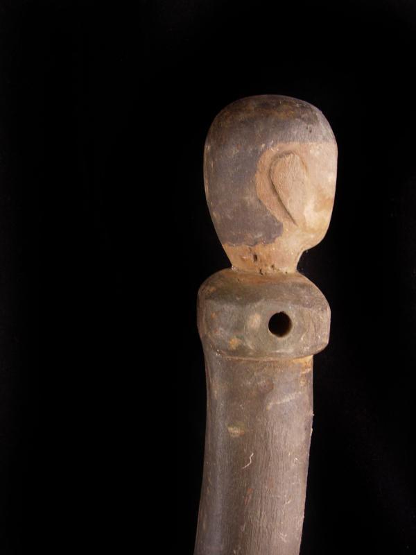Carved wood folk art / Antique toy - 15