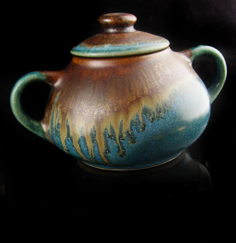 Vintage art pottery pigeon forge pottery Tennessee.