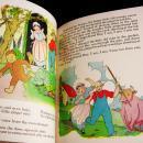 1938 Eight Nursery Tales book - Hardcover New York Platt & Munk - Black Sambo Piper Watty - vintage childrens book