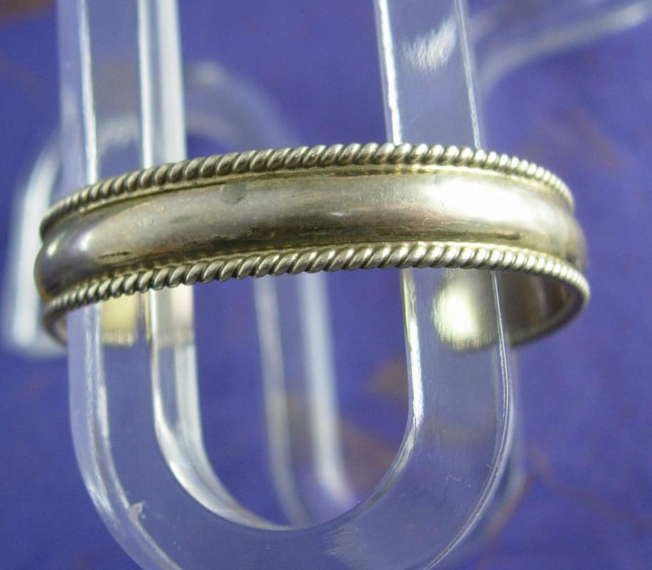 Navajo Sterling baby Cuff Bracelet childs small Signed Tahe Vintage Silver 11.8 Grams Size 4 inches Long Tribal Jewelry