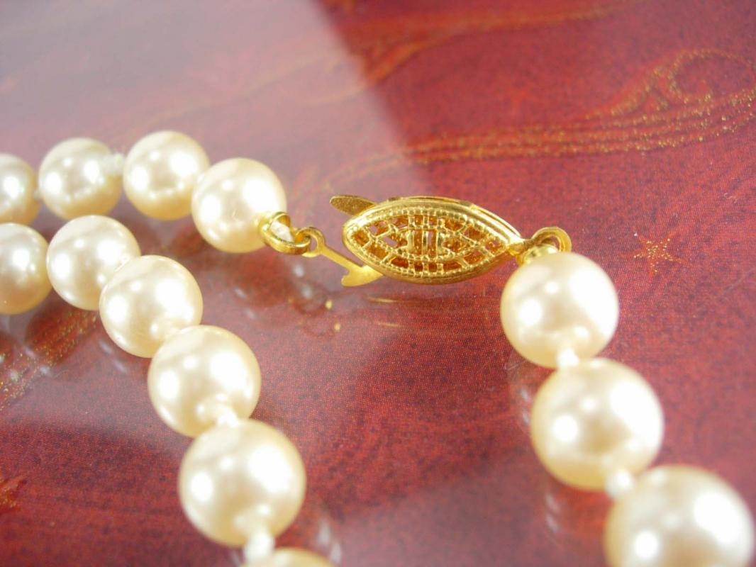 Bridal Pearl Necklace 24