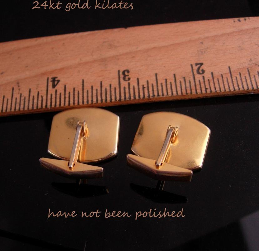 Wedding Dove Cufflinks / LARGE Elegant Victorian set / Love bird cufflinks / Damascene gold Jewellery / 24kt gold kilates wedding gift groom
