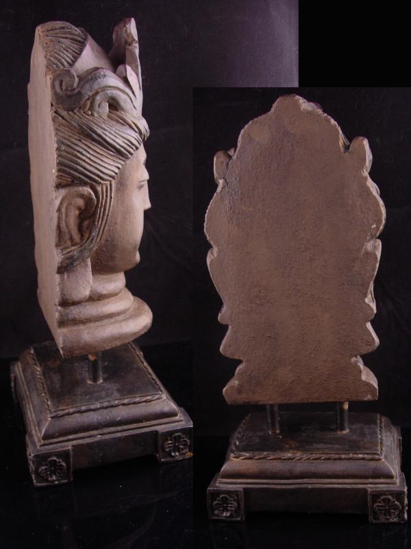 Vintage Chinese Buddha - 11