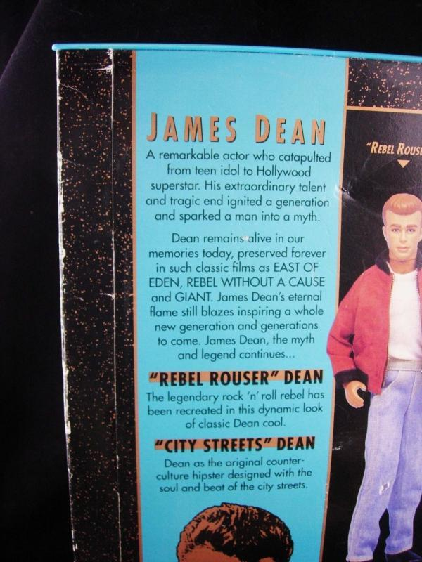 Vintage James Dean Doll - numbered edition - 12