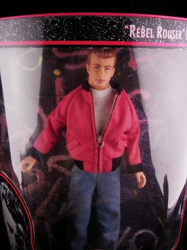 Vintage James Dean Doll -  Rock n roll gift - 12
