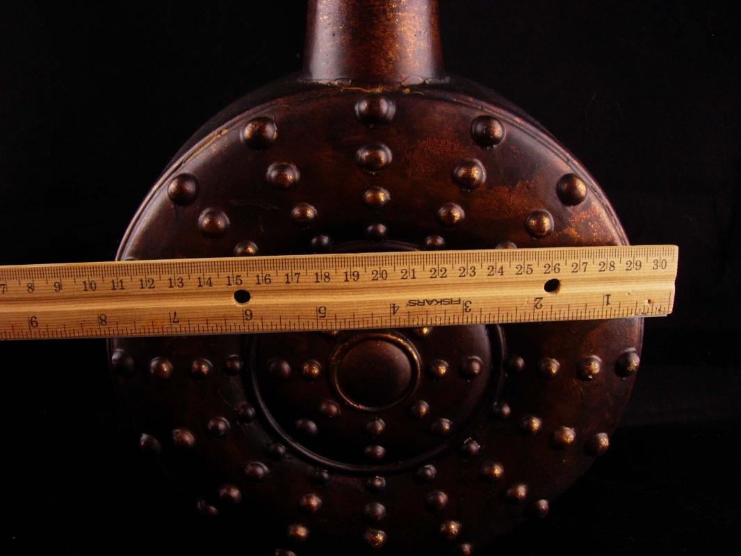 Medieval style BIG Vase - 14