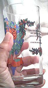 Glass/9TH Day Of Christmas