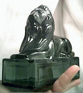 Avon/Classic Lion Decanter