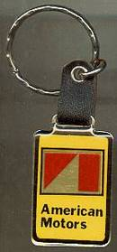 /Key Chain/C.1960's-1970's American Motors/New-Old Stock-?WalMart