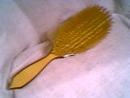 Vanity Item(s)/Circa 1930'sHair Brush/Plastic(?Celluloid-?Bakelite)