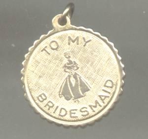 Charm/Bridesmaid/1/20 12 KGF