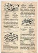 Ephemera/CBS-TV-October 11,1976 The Country Music  Association Awards Show Ad W/Kraft Recipes
