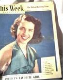 Ephemera/July 1951 This Week Magazine Insert To The Dallas Morning News