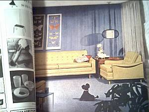 Ephemera/March 1956 Issue House Beautiful