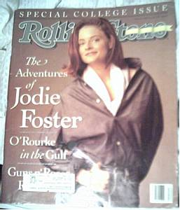 Ephemera/March 21st 1991 Special College Issue Rolling Stone Magazine