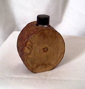 Souvenir(s)/Pine Perfume Bottle/Golden Colorado