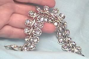 Bracelet/Designer Coro Teal AB R/S  ST Links