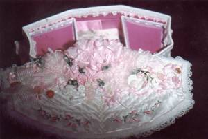 Art/One Of A Kind/Hand Made/Decorative Box/