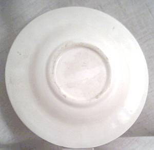 Smoking Item(s)/Round Ashtray/Unmarked/1970's/Transfer Deco of 1903 Cadillac Auto