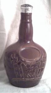 Bottle(s)/Decorative/Brown/Spode England Liquor/Chivas Brothers Limited/Aberdeen Scotland