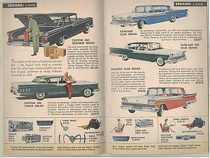 Ephemera/Booklet/Ford's