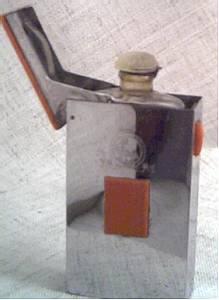 Vanity Item(s)/Circa 1920-1930's Coty/Cased