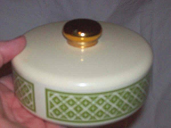 Avon/1967-1970 Powder Box