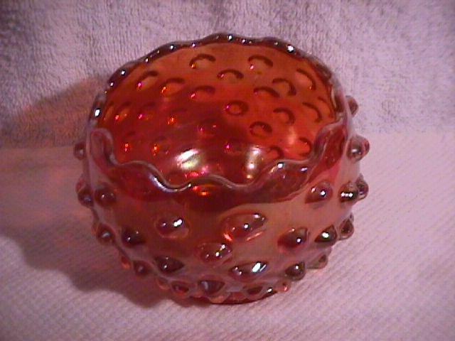 Vintage (Millersburg) Carnival Glass