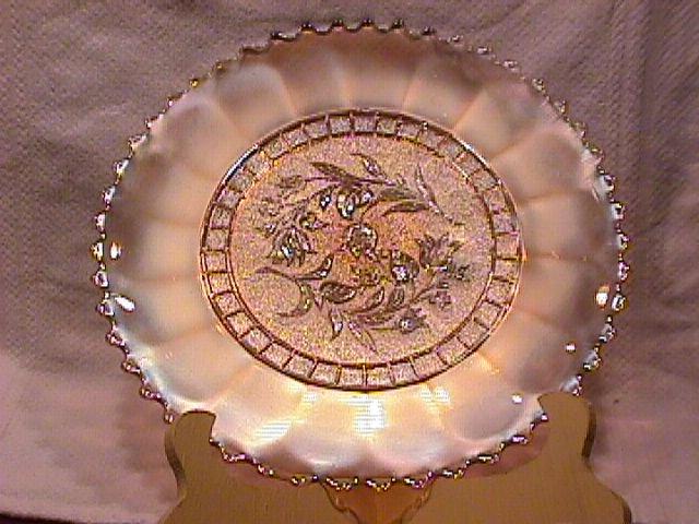 Vintage (Diamond Glass Co.) Carnival Glass