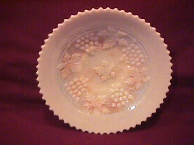 Vintage (Northwoods) Custard Glass