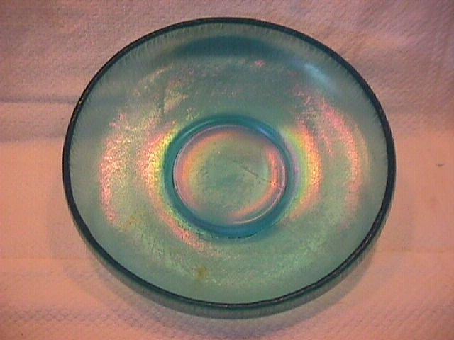 (Imperial Jewels) Celeste Blue Bowl