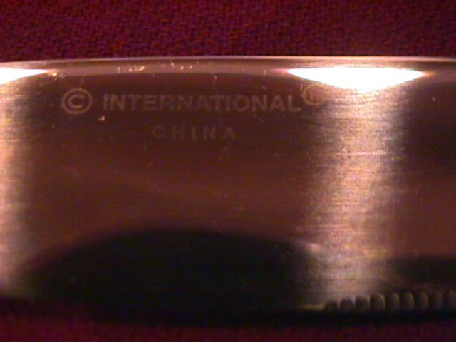 International Stainless 18/8