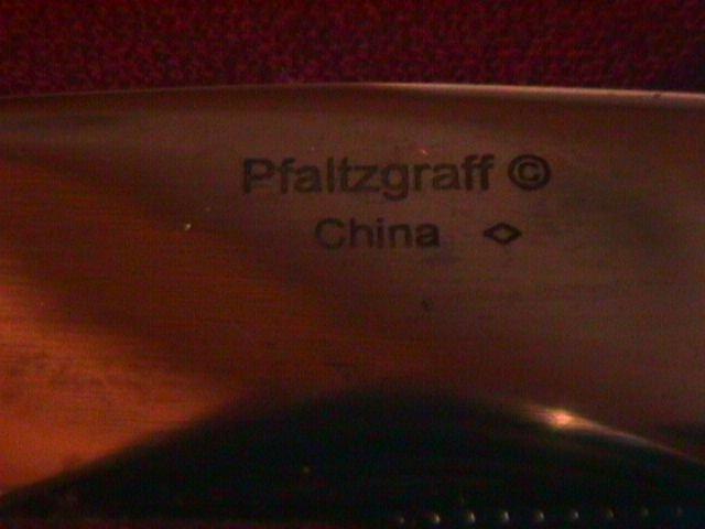 Pfaltzgraff Stainless 18/8