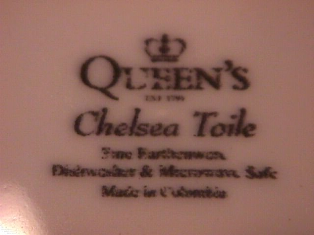 Queens China